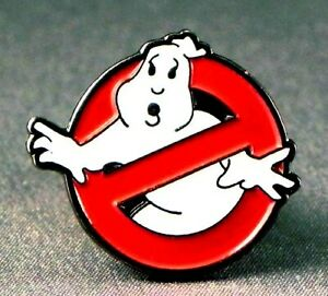 GHOST BUSTERS  PIN BADGE TOP QUALITY COLLECTORS PIN