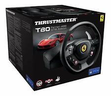 Thrustmaster T80 Racing Wheel Ferrari 488GTB Edition for PS4