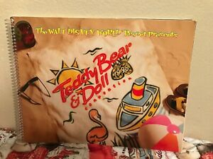 Walt Disney World Resort Doll & Teddy Bear Convention 1998