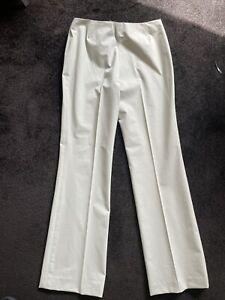 GENUINE BURBERRY LONDON Straight Leg Trousers Size 8 BNWT