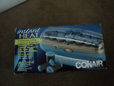 Conair Hot Rollers Ceramic ION Shine Instant Heat with 12 temp settings CHV26IVR