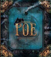 Steampunk: Poe-ExLibrary
