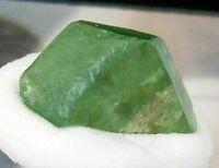 Natural Large Green Garnet Unique Clustet from Kharan Rare Collection, US SELLER