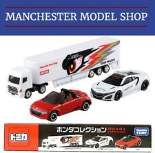 TOMICA Honda Collection Set NSX Safety Car, S660 & Mugen Hino camion Boxed New