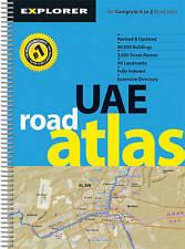 ÉMIRATS ARABES UNIS Road Atlas (Standard): UAE_ATR_1 par Explorer Publishing and Distribution...