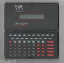 HEXAGLOT - WORLD TRANSLATOR II - ANNO 1992