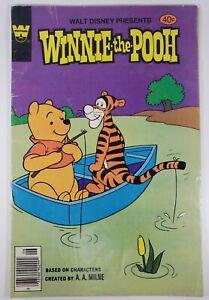 WINNIE THE POOH WHITMAN #13 GREAT CONDITION!! VF++ ~ Walt Disney WHITMAN 1979!!