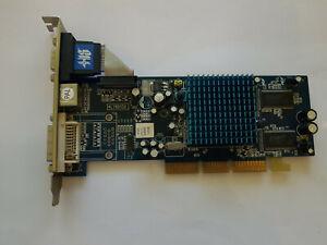 HIS Radeon 9200 SE 64Mo AGP - testé OK fonctionnel 100% (screens)