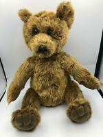 Hansa Brown Realistic Grizzly Teddy Bear Plush Kids Soft Stuffed Toy Animal Doll