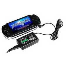 Cargador de Red para Casa Pared Wall para Sony PSP 2000 - 3000 1000 Bateria Slim