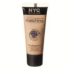 NYC Skin Matching Foundation, 694 Tawny Medium