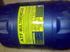 20 L MANNOL ATF Multivehicle automatique huile jws-3309 jws3309 JWS 3309 VOLVO