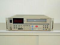 Sony SVO-5800P High-End Profi S-VHS Videorecorder, 2 Jahre Garantie