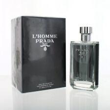 PRADA L'HOMME by Prada 3.4 OZ EAU DE TOILETTE SPRAY NEW in Box for Men