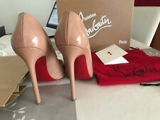Christian Louboutin Pigalle Nude 40 39