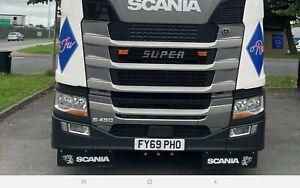 HGV light bar for Volvo, Scania, Daf, Mercedes, Renault (not Kelsa)