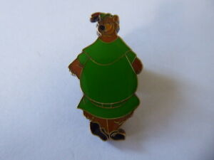 Disney Trading Pins Loungefly Robin Hood Little John