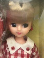 Mib c1989 Vintage Takara Licca Doll Japan