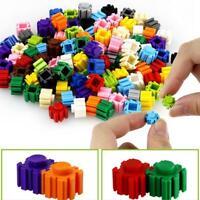 Multicolor Building Blocks Kids Toys Plastic DIY Block Early Educational Toy