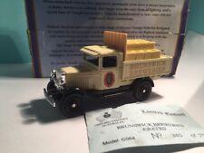 Oxford Diecast Australia Brunswick Brewery Crates Chevrolet Truck Limited