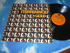 STEPPENWOLF GOLD LP MCA RECORDS  YUGOSLAVIA COMPILATION LP