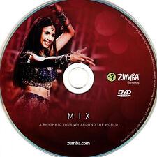 Zumba DVD Mix Fitness OVP mit Beto & Tanya Exhilarate + Bonus 100% Originale