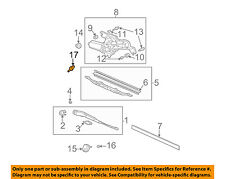 Rear Windshield Wiper Systems for Honda CR-V | eBay on