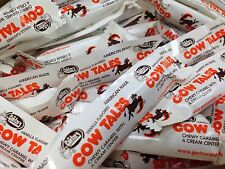 Goetze's Mini Cow Tales Caramel Cream 3 Pound 90pc Wrapped Bulk Classic Candy