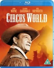 Circus World (Blu-ray) John Wayne