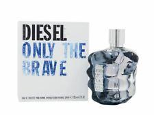 Diesel Only The Brave Eau de Toilette 125ml Spray Men's - NEW. EDT For Him