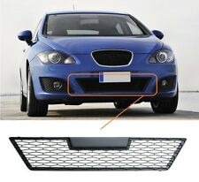 Seat Leon 2009-2012 Front Lower Centre Bumper Grille Standard High Quality New