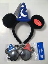 """KIDS Size"" Tokyo Disney Resort Sorcerer Mickey Mouse headband sunglass New cute"
