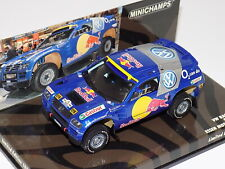 1/43 Minichamps Volkswagen Race Touareg Presentation Essen show 2004 436 045300