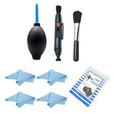 Kit de limpieza Cleaning kit para objetivos SLRs DSLRs Canon 7D 60D 50D 40D 30D