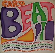 CARO BEAT LP '92 Pooh Giganti Nomadi Quelli Ribelli Patty Pravo Equipe 84 Corvi