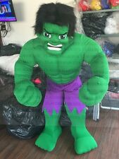 HIGH QUALITY HULK COSTUME MASCOT Adult Green Monster