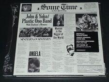 John Lennon & Yoko Ono-Some Time in New York City 2CD (October 5, 2010)