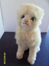 Steiff cat  stuffed animal made in   Germany 2610