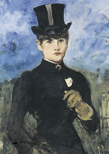 Kunstkarte: Edouard Manet - Reiterin / 1882