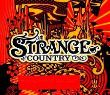 STRANGE COUNTRY NEW CD CALEXICO,JOHNNY CASH,WILLIE NELSON,GENE CLARK,SMOG + MORE
