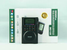 DEGEN DE1125H FM/MW/SW DSP MP3 4G Digital Recorder Radio