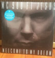 "MC 900 FT JESUS ""Welcome To My Dream"" LP Vinyl mint - new - sealed"