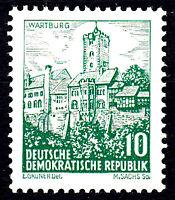 836 postfrisch DDR Briefmarke Stamp East Germany GDR Year Jahrgang 1961