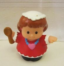 Fisher Price Little People Hanukkah Celebration Holiday Set Candle mom lady girl