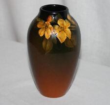 Rookwood Vase – floral painting – standard Glaze artist signed – 1903