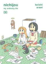 Nichijou. Volume 9 by Keiichi Arawi (author)