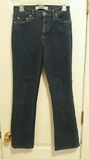 Mavi Molly Boot Cut Flare Low Rise Womens Size 2 Stretch Denim Jeans