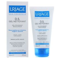 Uriage D.S. Regulating Foaming Gel 150ml Cleanses Purifies