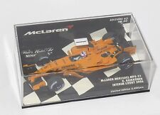 1/43 McLaren Mercedes MP4-21 Orange Interim Livery 2006 Kimi Raikkonen