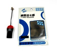 Memory Card Reader Adapter for Micro SD SDHC USB 2.0 Card Storage